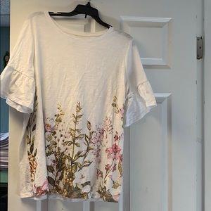 Shirt size 14/16